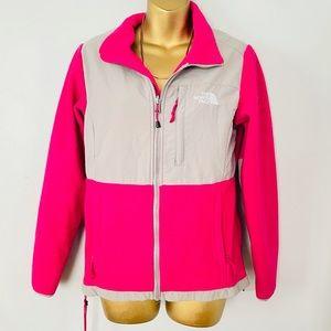 the northface denali fleece jacket size small
